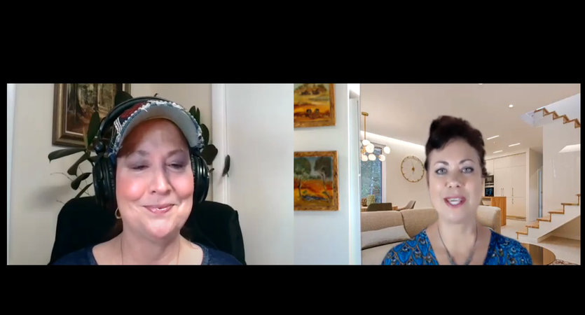 Podcast interview with Dr Beth Halbert